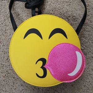 Emoji Small Purse Handbag Crossbody
